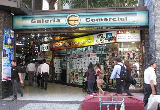 Galeria Comercial EuroCentro