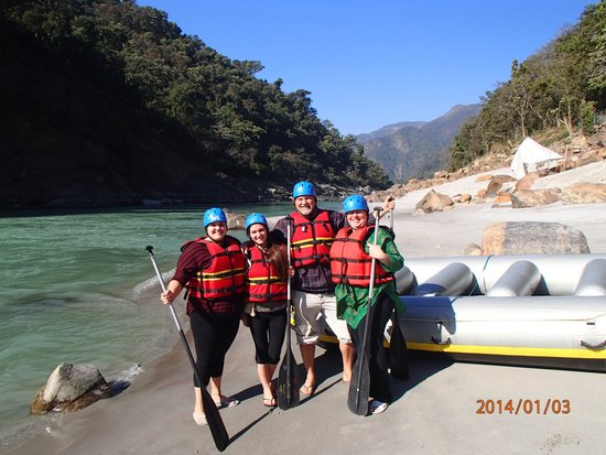 Paddle India: our start point