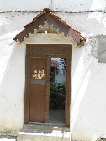 Malindi Guest House: GH Entrance