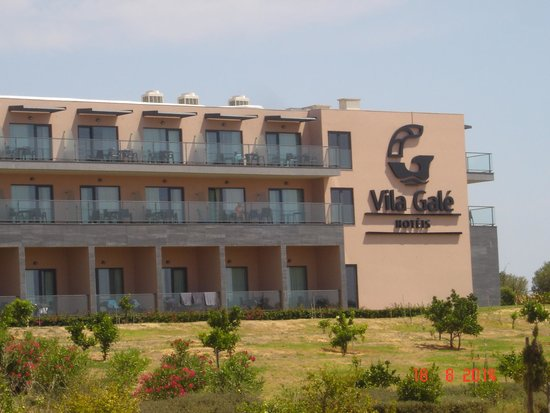Vila Galé Lagos: come on Villa!
