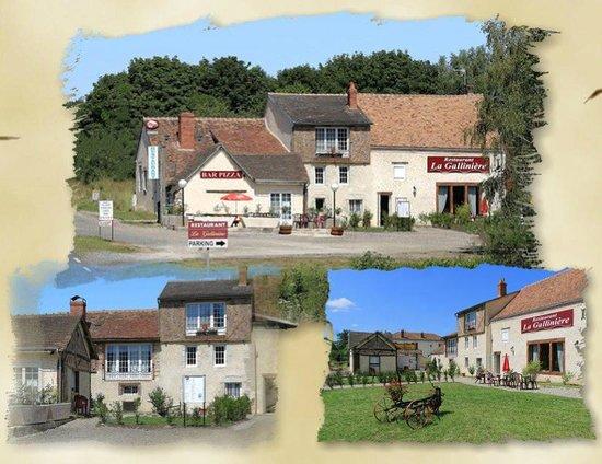 La Galliniere Ousson Sur Loire Restaurant Reviews Photos
