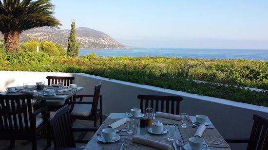 Anassa Hotel: Amphora - breakfast restaurant