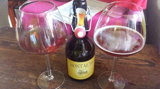 Cantina di Colantonio: Vino e birra artigianale