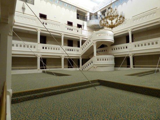 Wyndham Istanbul Old City Hotel: internal hall