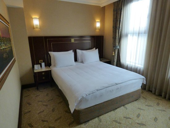 Wyndham Istanbul Old City Hotel: Room