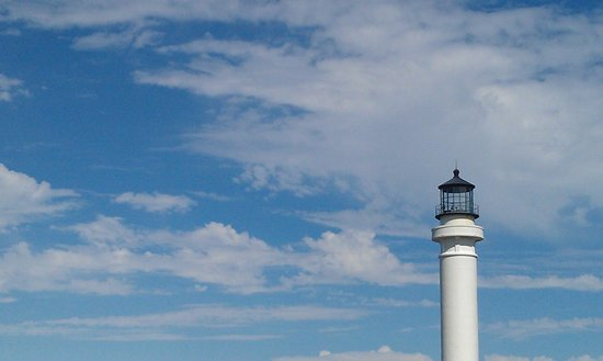 Point Arena Lighthouse : Painted Sky