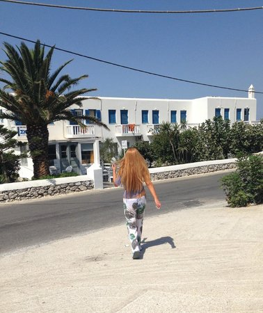 Skios Hotel: Το ξενοδοχείο...