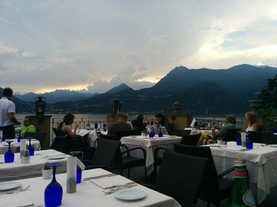 Ristorante La Vista: View from our table