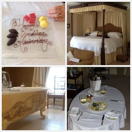 Longueville Manor: Attention to detail