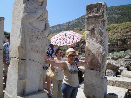 Antigua ciudad de Efeso: Passaggio di Ercole
