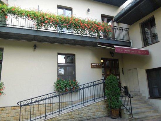 Fortuna Hotel: Отель Фортуна