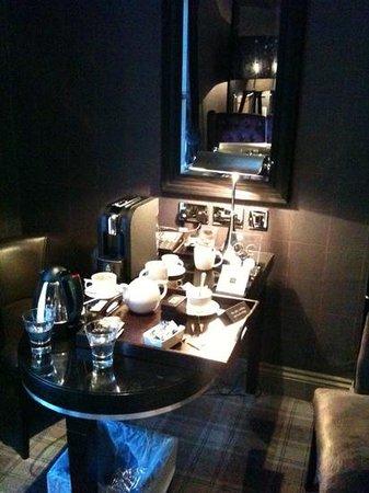 Cameron House on Loch Lomond : Kaffee oder Tee?