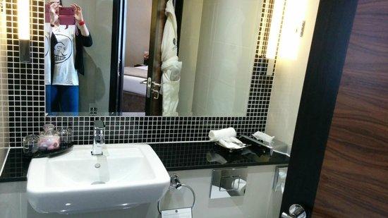 Grange Wellington Hotel : SDB
