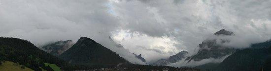 Hotel Monte Sella: il fascino anche con il cielo nuvoloso