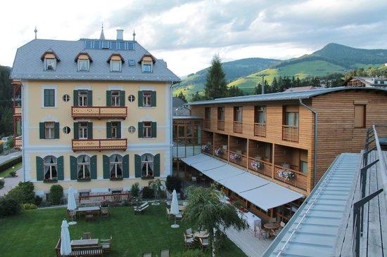 Hotel Monte Sella: Il giardino