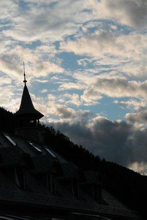 Hotel Monte Sella: I tetti del Monte Sella