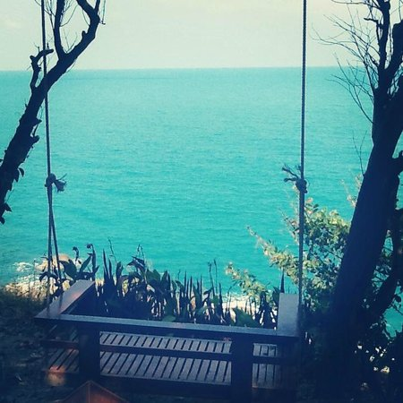 AmaresA Resort & Skybar: Swing view