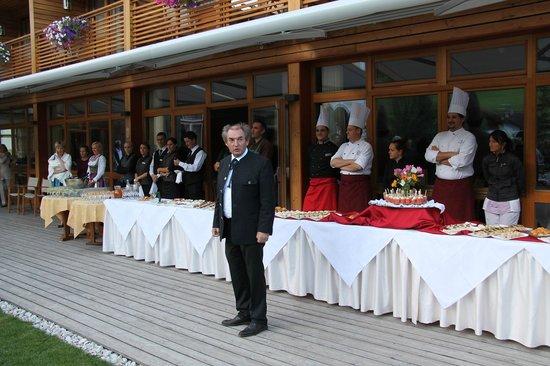 Hotel Monte Sella: Presentazione dello Staff