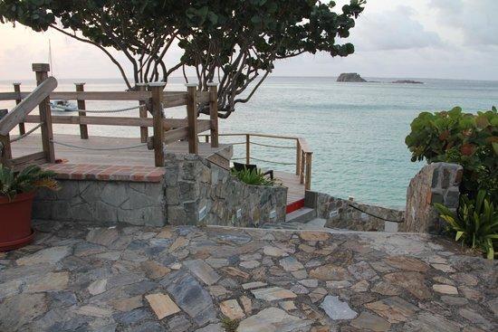 Grand Case Beach Club: Very nice areas