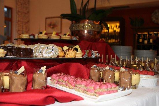 Hotel Monte Sella: Serata dolci