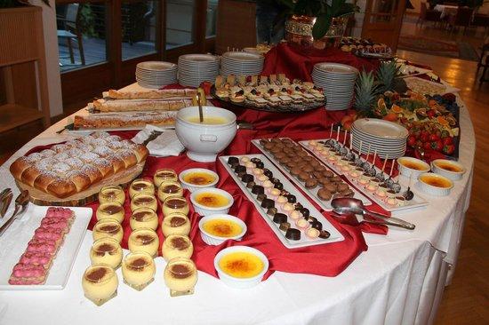 Hotel Monte Sella: Serata dei Dolci
