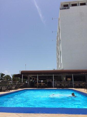 Hotel Napolitano: Roof garden