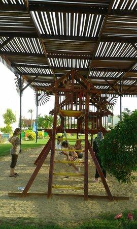 SUNRISE Select Royal Makadi Resort: dětské hřiště