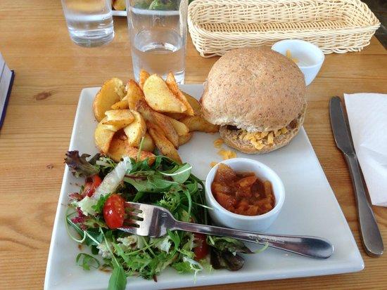 Hamburger du jour (Chevreuil)