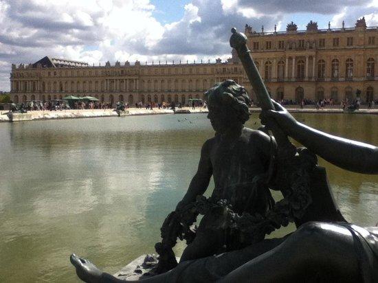 Château de Versailles : Chateau