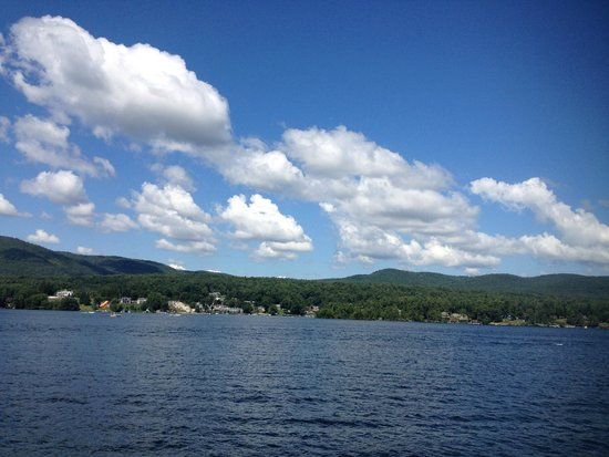 Lake George Steamboat Company: Lake George view
