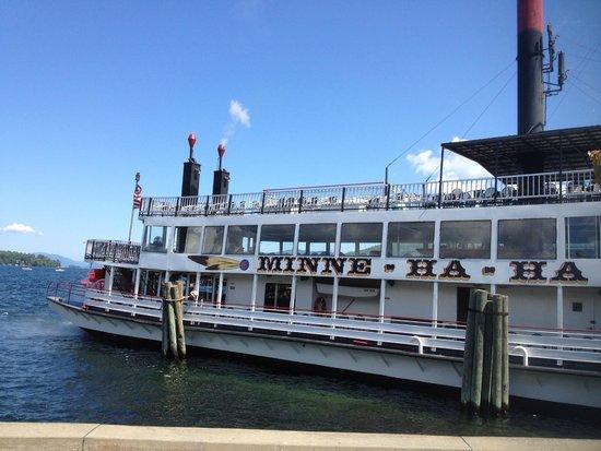 Lake George Steamboat Company: Minne-Ha-Ha