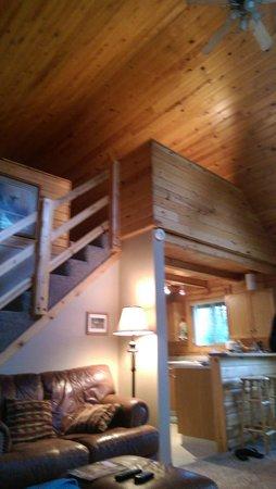 Hatcher Pass Bed & Breakfast: grande