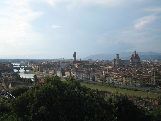 Piazzale Michelangelo: Florence