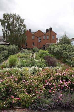 Wordsworth House and Garden: the kitchen garden