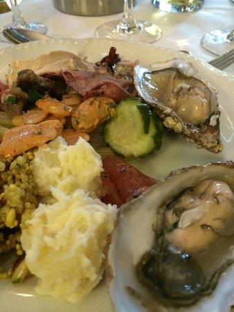 Blairscove Restaurant: My Starter