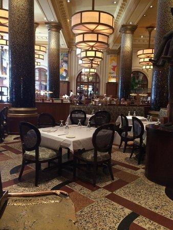 The Marker San Francisco: restaurant