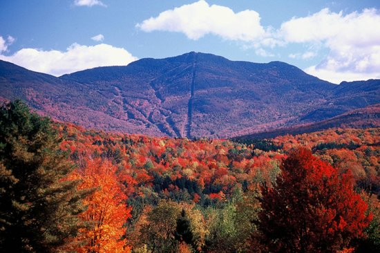 Mountain view, Smugglers' Notch Resort