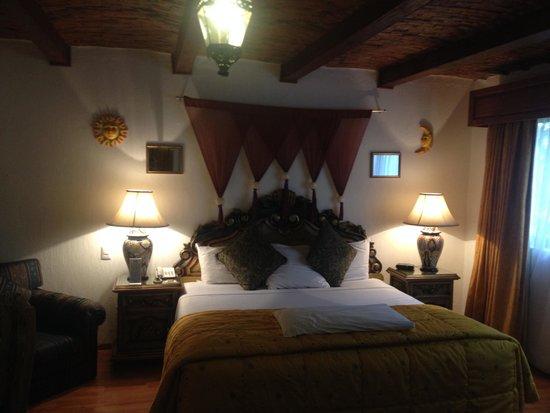 La Mansion del Sol : My room