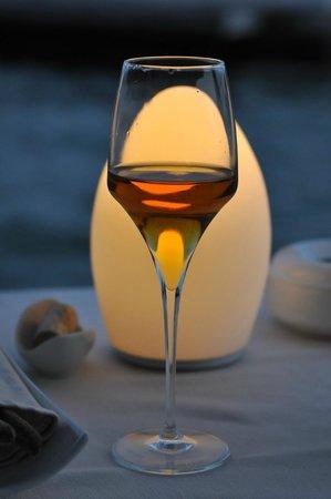 Riviera : Süsswein zum Käse