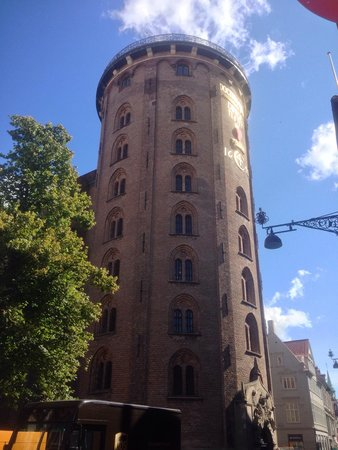 Rundetårn : The tower
