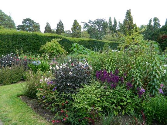 Exbury Gardens & Steam Railway : Sundial Garden