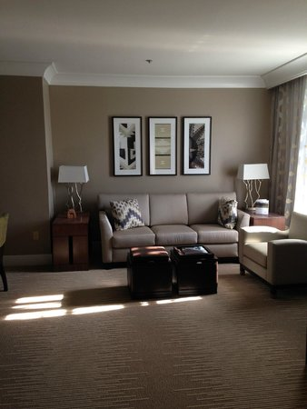 Marriott's Canyon Villas: Living Room