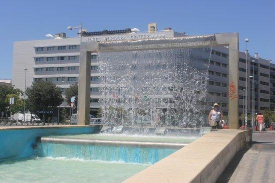 Hotel Córdoba Center: Fachada ppal.