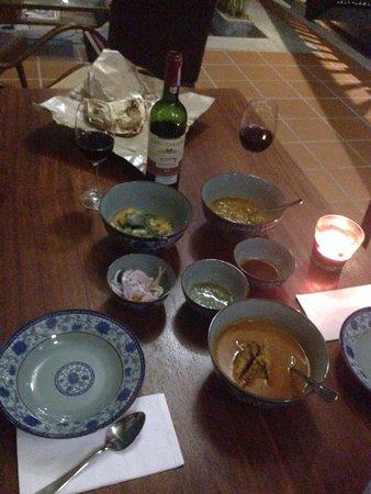 You Le Yuen : Dinner