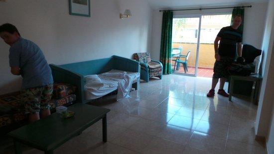 Oasis Village: room