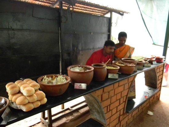 Sahakari Spice Farm : Buffet Lunch