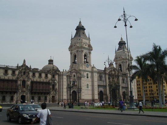 Centro histórico de Lima: Plaza Mayor