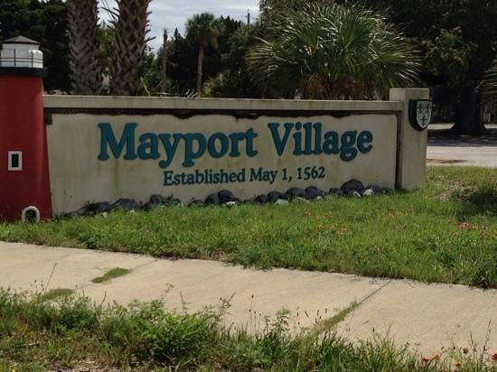 Kathryn Abbey Hanna Park: don't forget Mayport Village while at Hanna Park