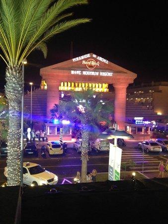 Hotel Gala : Hard Rock