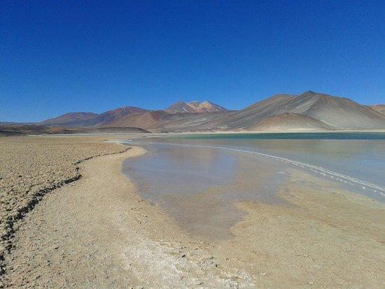 Lagunas Miscanti y Miniques: Aguas Calientes 3